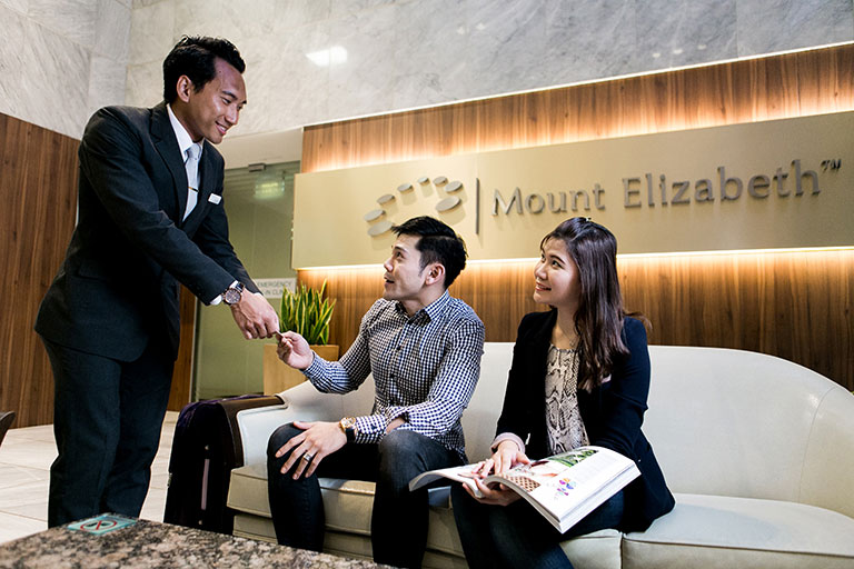 Mount Elizabeth Hospital, Orchard Road, Singapore