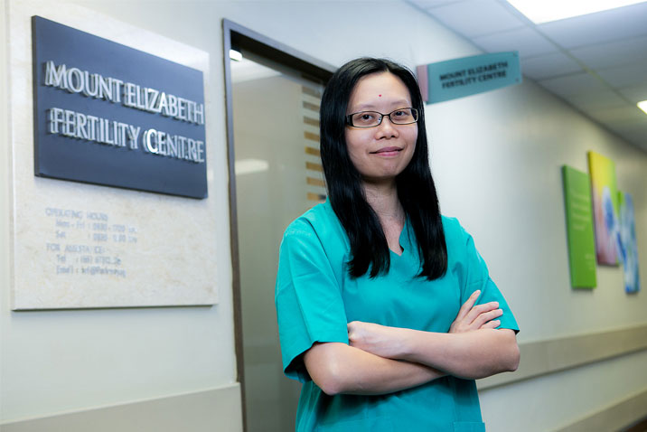 Senior Embryologist - Tan Yen Leng