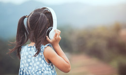 Childhood hearing loss