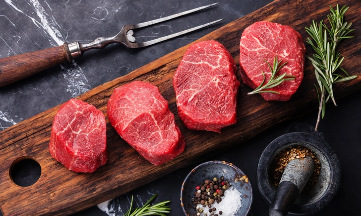 Eating meat and cancer myth