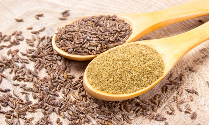 Healthy Indian spices - Cumin