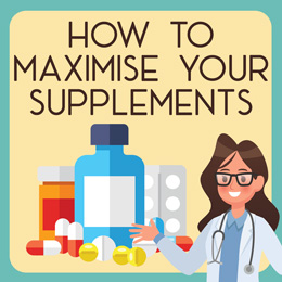 How To Take Supplements | Health Plus