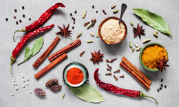 6 healthy Indian spices