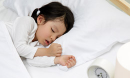 Sleep apnoea in children